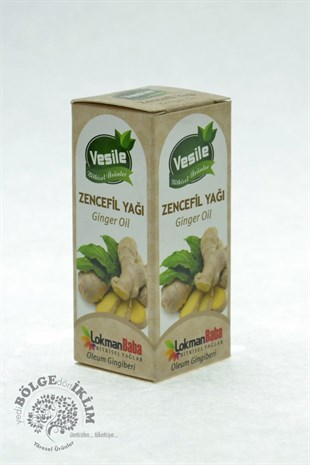 zencefil yağı (ginger oil) 20 ml.